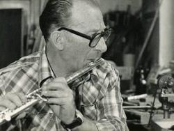 Johannes Gerhard Hammig, 1927 - 1995